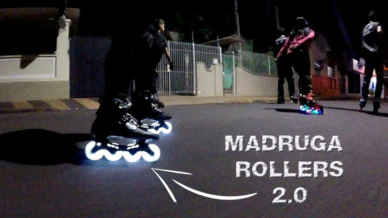 Madruga Rollers 2.0 | Conchita Rollers