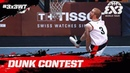 Dunk Contest Mixtape | FIBA 3x3 World Tour 2018 - Mexico City Masters