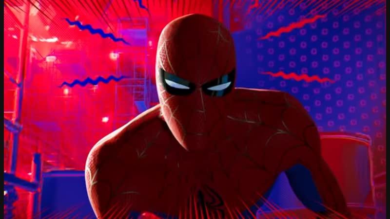 Человек-Паук: Через вселенные - второй трейлер (Cinema-Geek VK GROUP)