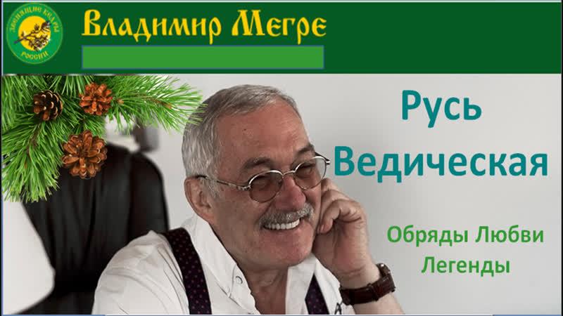 Русь Ведическая, ч. 1 (по книгам Вл. Мегре серии Звенящие кедры России)