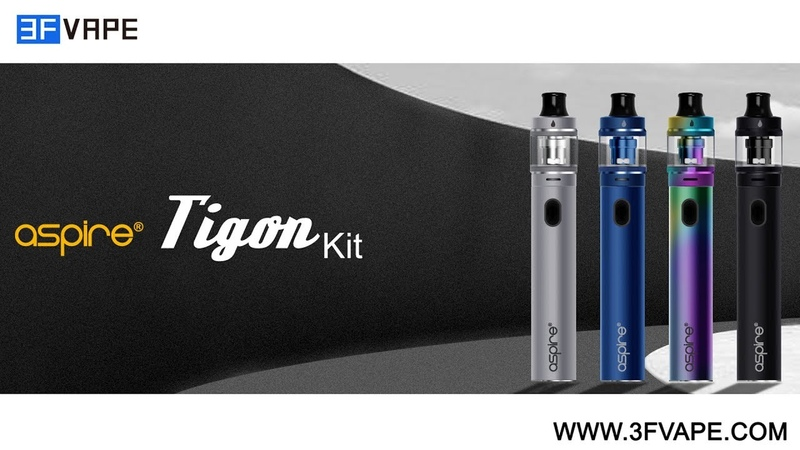 Aspire Tigon 2600mAh Starter Kit