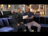 Denzel Washington and Jamie Foxx