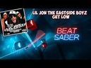 Нарезка с VR стрима Beat Saber Lil Jon the Eastside Boyz Get low