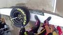 NASCAR tire changer Kyle Symington POV