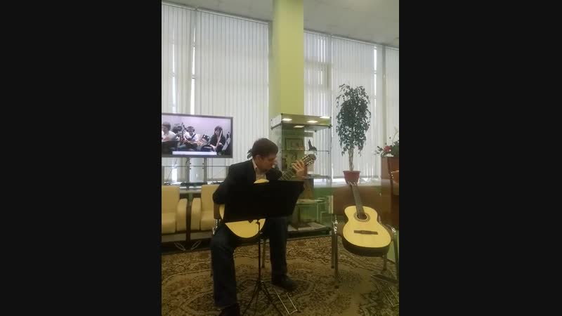 20190203 Александр Голубков Безрадостный блюз