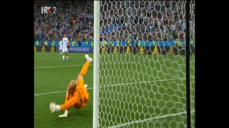 HRVATSKA vs. ARGENTINA ⚽ CROATIA vs. ARGENTINA 2:0 ~ N. Novgorod, FIFA Russia, 21.6.2018.