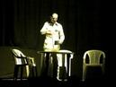 Дмитрий ЛЫСЕНКОВ в спектакле ЧЕЛОВЕК=ЧЕЛОВЕК