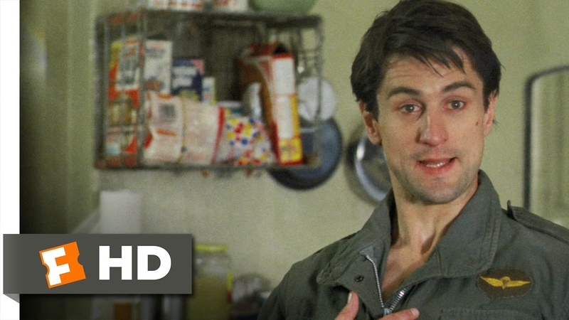 Taxi Driver 5 8 Movie CLIP You Talkin' to Me 1976 HD