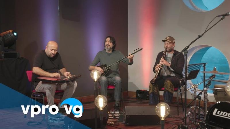 Taksim Trio - Derdin Ne (live @TivoliVredenburg Utrecht)