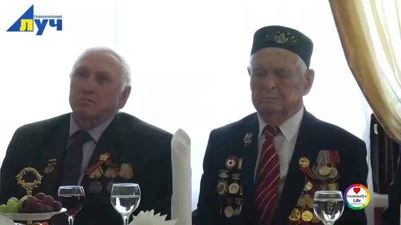 В Альметьевске прошло чествование ветеранов НГДУ «Елховнефть»