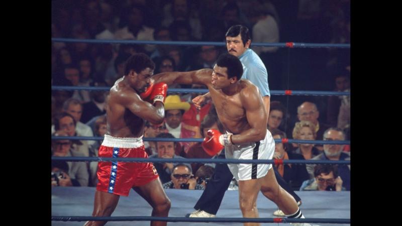 Muhammad Ali vs Ron Lyle