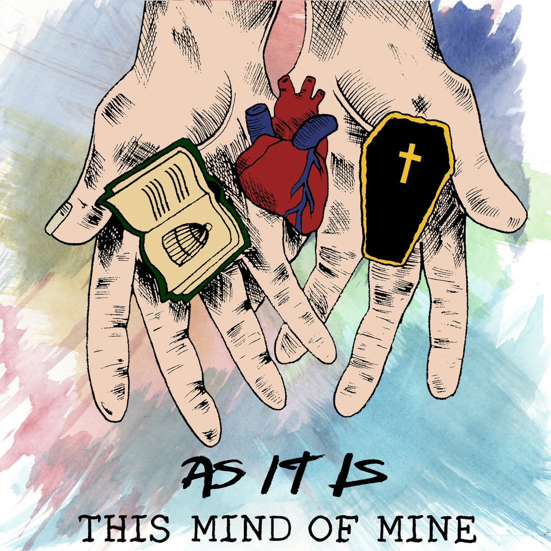 AS IT IS - This Mind of Mine (EP)