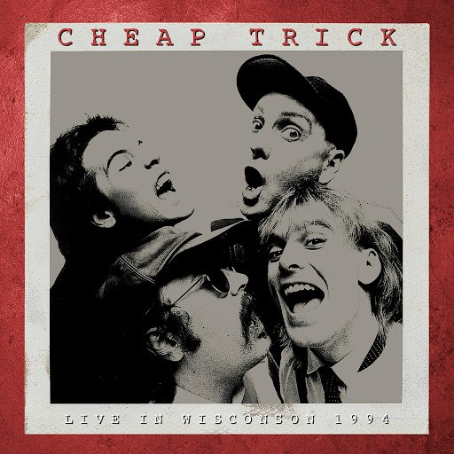 Cheap Trick альбом Live in Wisconson, 1994