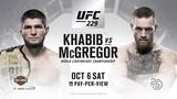 UFC 229: Пресс конференция Хабиба и Конора
