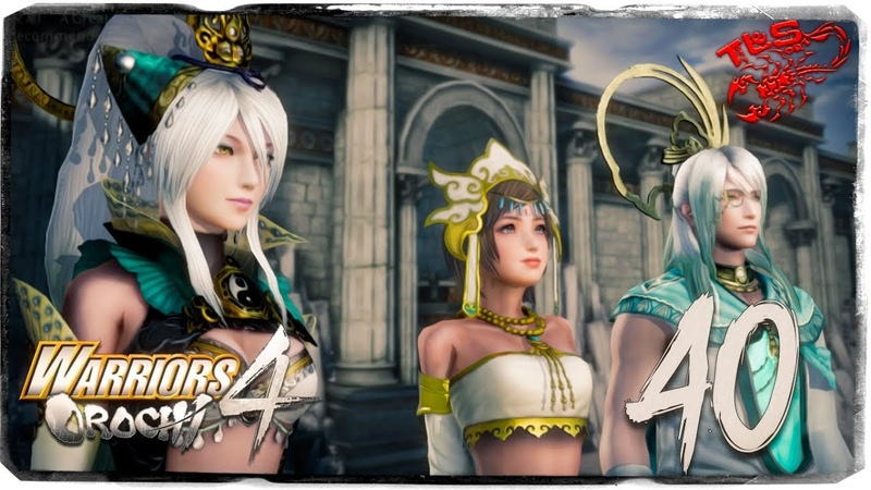 Story Mode ◄ Warriors Orochi 4 ► 40 A Great Shadow