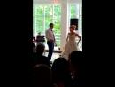 Катя и Ваня, свадебный танец.