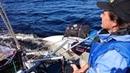 На катамаране по Белому морю ч 3 острова Супротивные 2015