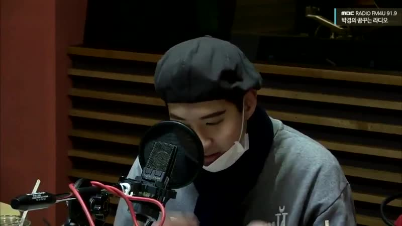 [VIDEO] MBC Park Kyungs Dreaming Radio Ep 273, with Taeil, B-bomb, U-kwon and P.O Dur 15623_ - - 꿈꾸는라디오 블락비 박경 태일 비범 유권 피오 - -