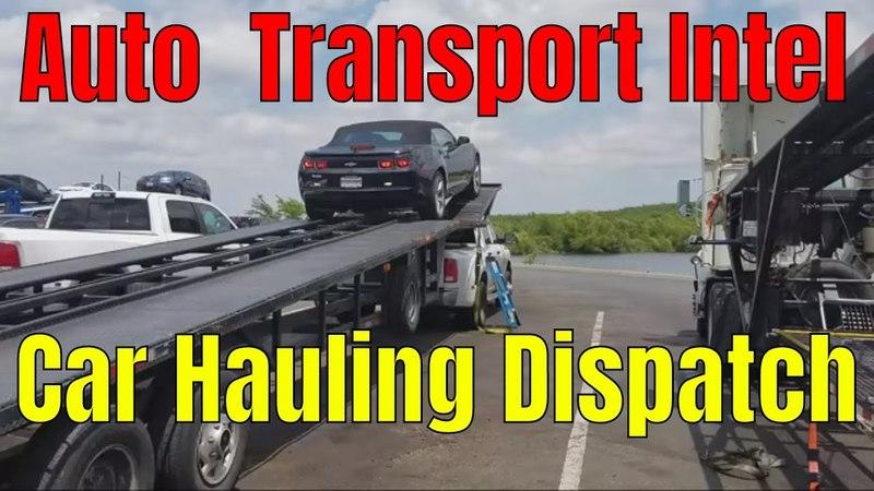 Car Hauling Dispatcher Using Load Board Central Dispatch Cars Arrive