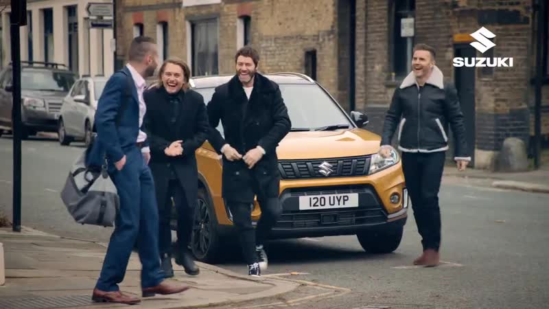 You know what day it is time for another Suzuki Surprise! We're back in our Vitara to join