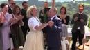 Танцы Путина на свадьбе в Австрии (Забытая мелодия для флейты)