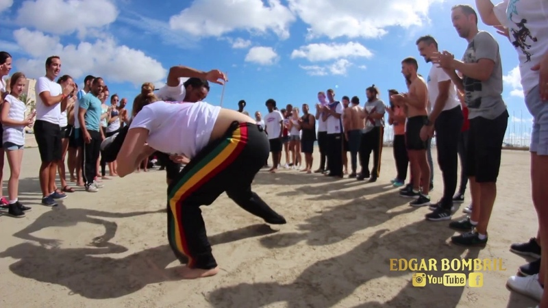 Capoeira Roda | Ginga na Ilha Mallorca