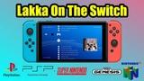Lakka On The Nintendo Switch N64 Emulator Test Retroarch