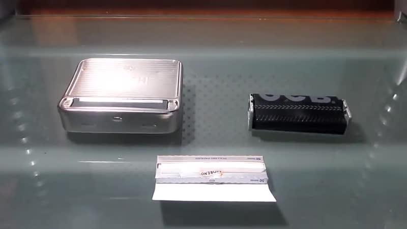 Видео Машинки для самокруток Сравнительный обзор ручной и полуавтоматической машин Vfibyrb lkz cfvjrhenjr gjkefdnjvfnbxtcrjq