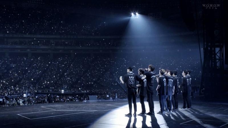 EXO - Walk On Memories (엑소 기억을 걷는 밤) рус.саб