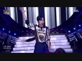NUEST W - Dejavu @ SBS Super Concert in Suwon 181101