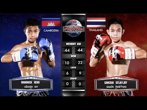 MUAY THAI Fighter June 18th, 2018