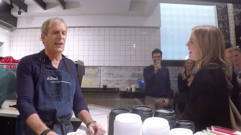 Michael Bolton Goes Undercover as a Singing Barista | Vanity Fair