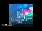 VK180527 MONSTA X fancam - Baby Shark Dance @ THE 2nd WORLD TOUR 'THE CONNECT' in Seoul D-2