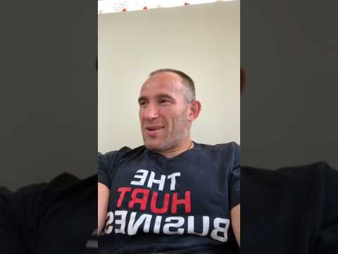 Прямой эфир от 27 апреля 2018г., конец подготовки в UFC 224