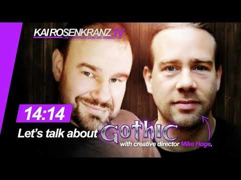 Gothic creator Mike Hoge: Devchat Gothic 1 Letsplay