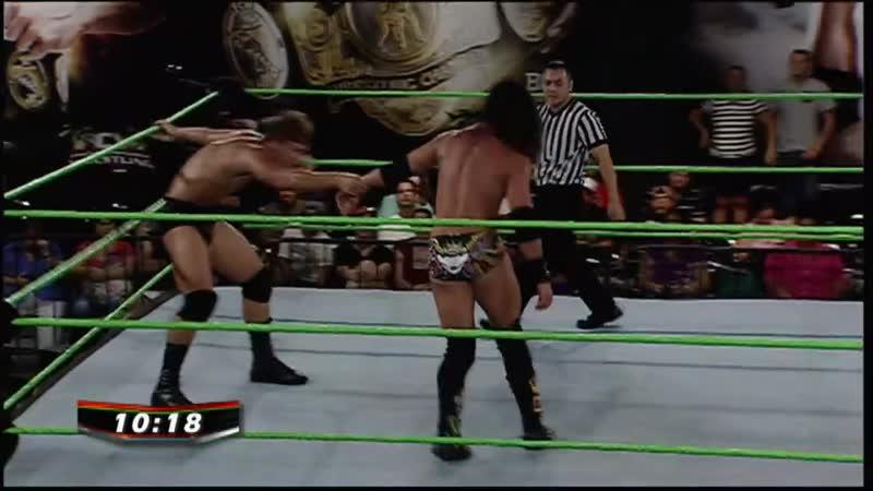 Architect Nation: Seth Rollins vs Dean Ambrose Iron Man Match.