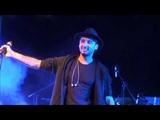 Fabrizio Moro - Pensa &amp Parole, rumori e giorni (ringraziamenti) - live Grosseto 26092015