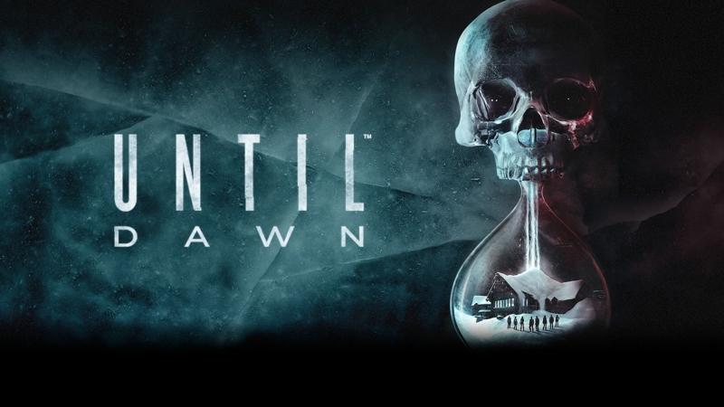 Until Dawn [PS4 Pro] Все только начинается №1