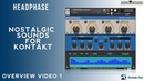 Audio Reward Headphase v1 v2 - Kontakt Library Overview Video 1