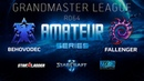 Amateur Series - Элитная лига: Behovodec – Fallenger