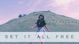Scarlett Johansson - Set It All Free Japanese Version OST Sing