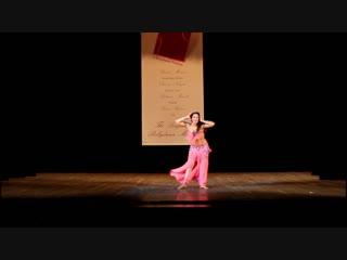 Елена Башакова - гала концерт XV Всероссийского Чемпионата