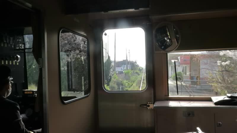 Прокатимся на японском поезде вместе с нами