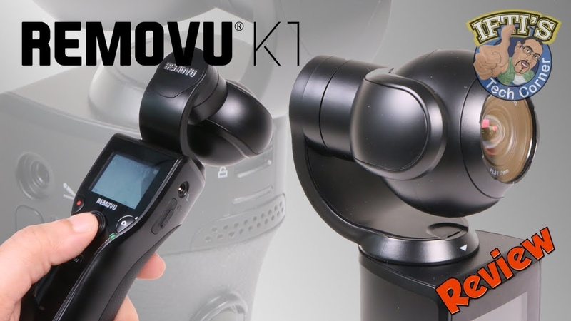 Removu K1 The Ultimate All In One 4K Gimbal Stabilisation System FULL REVIEW SAMPLE FOOTAGE