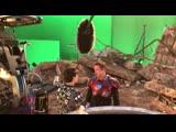 Мстители: Финал - Видео со съёмок