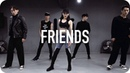 FRIENDS - Marshmello Anne-Marie / Tina Boo Choreography