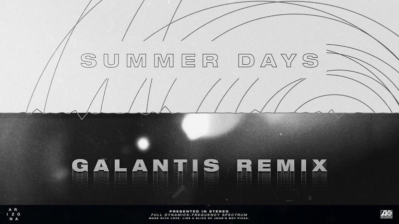 A R I Z O N A - Summer Days (Galantis Remix)