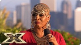 Janice Robinson stakes a claim for a place at Live Shows Judges' Houses The X Factor UK 2018