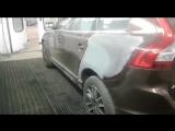 Volvo xc60 кузовной ремонт