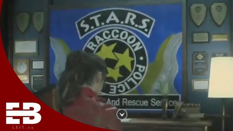S.T.A.R.S. room | RESIDENT E VIL 2 REMAKE